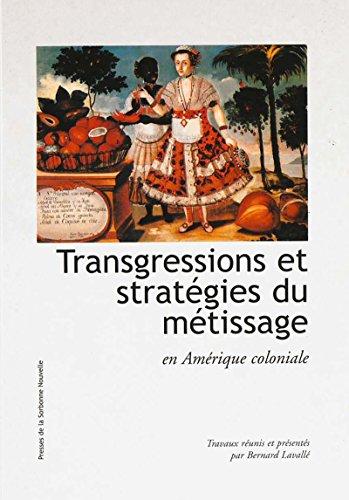 CRAEC PUBLICATIONS 1999 Metissages portada