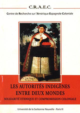 CRAEC PUBLICATIONS 2004 Autorites
