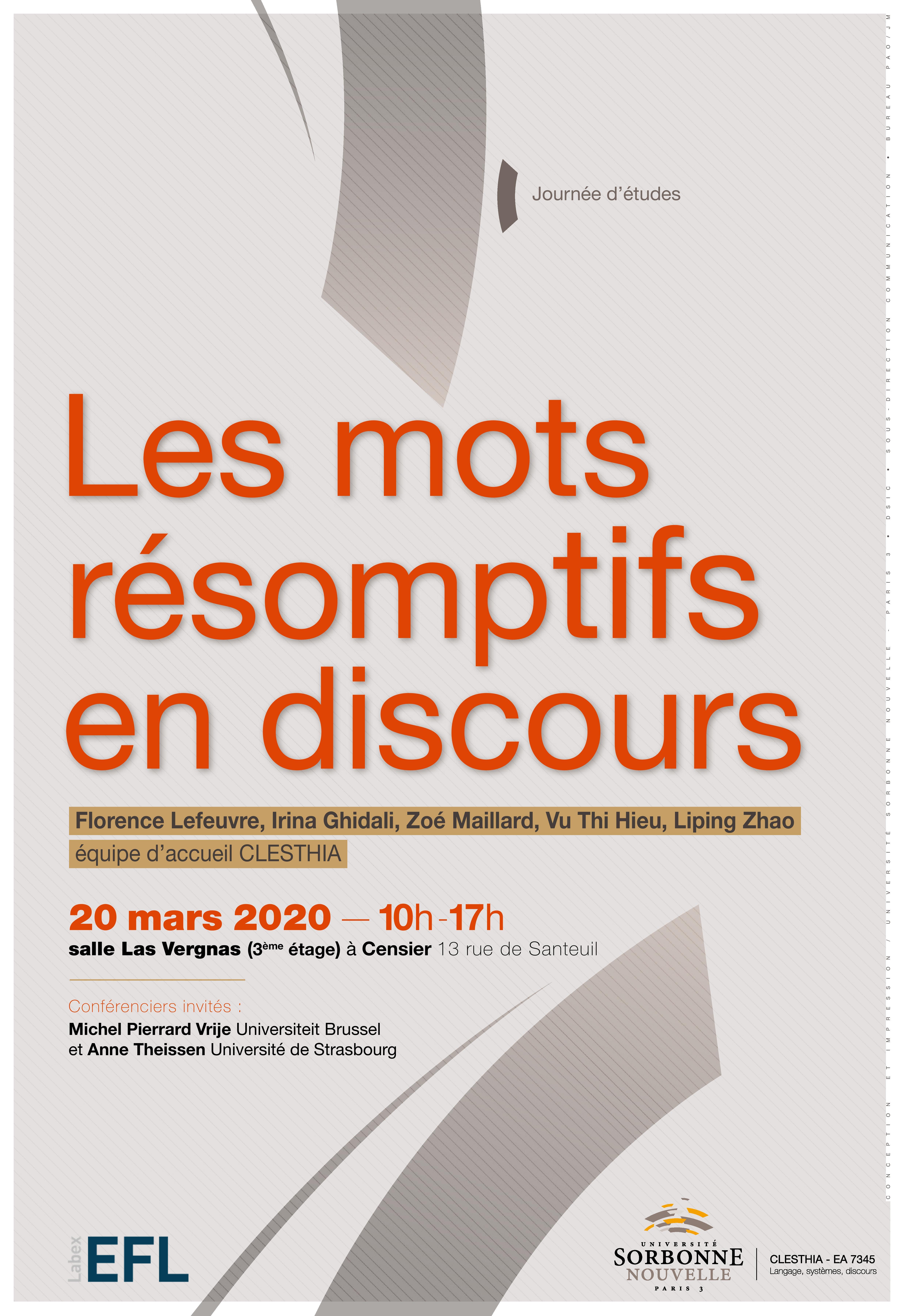 Affiche - Journée d étude Les anaphores résomptives20mars.jpg