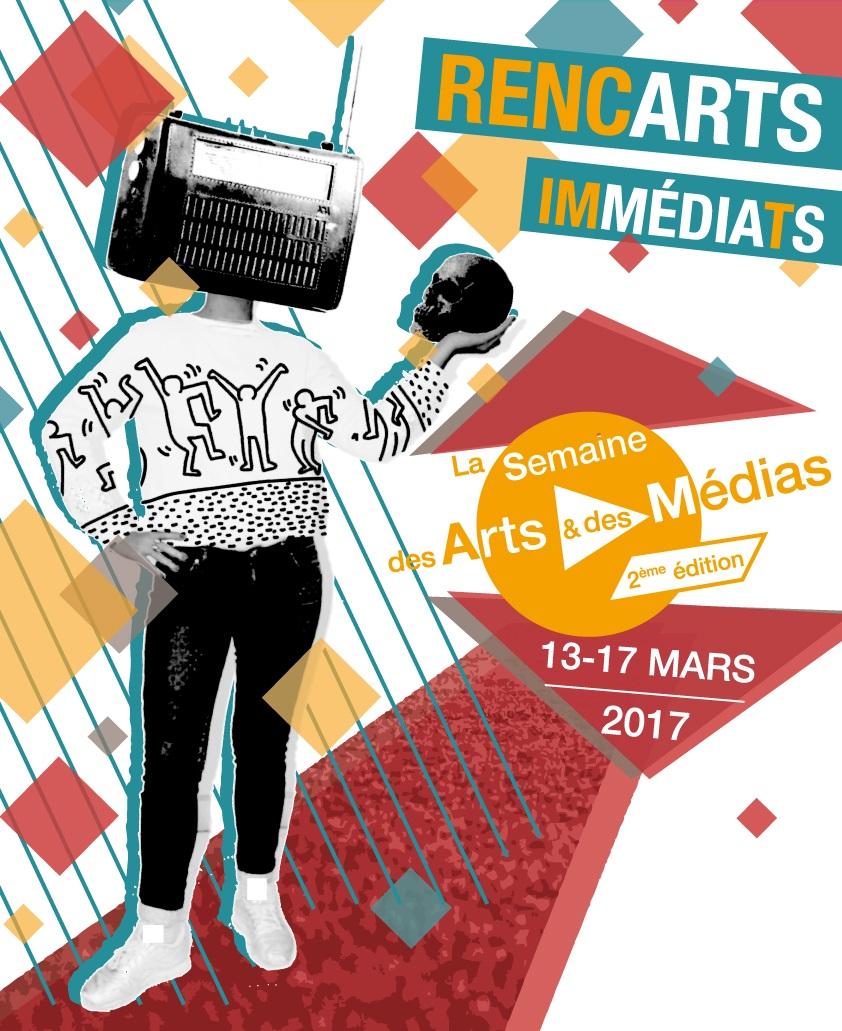 Semaine des Arts et des Médias, 2e édition, du 13 au 17 mars 2017
