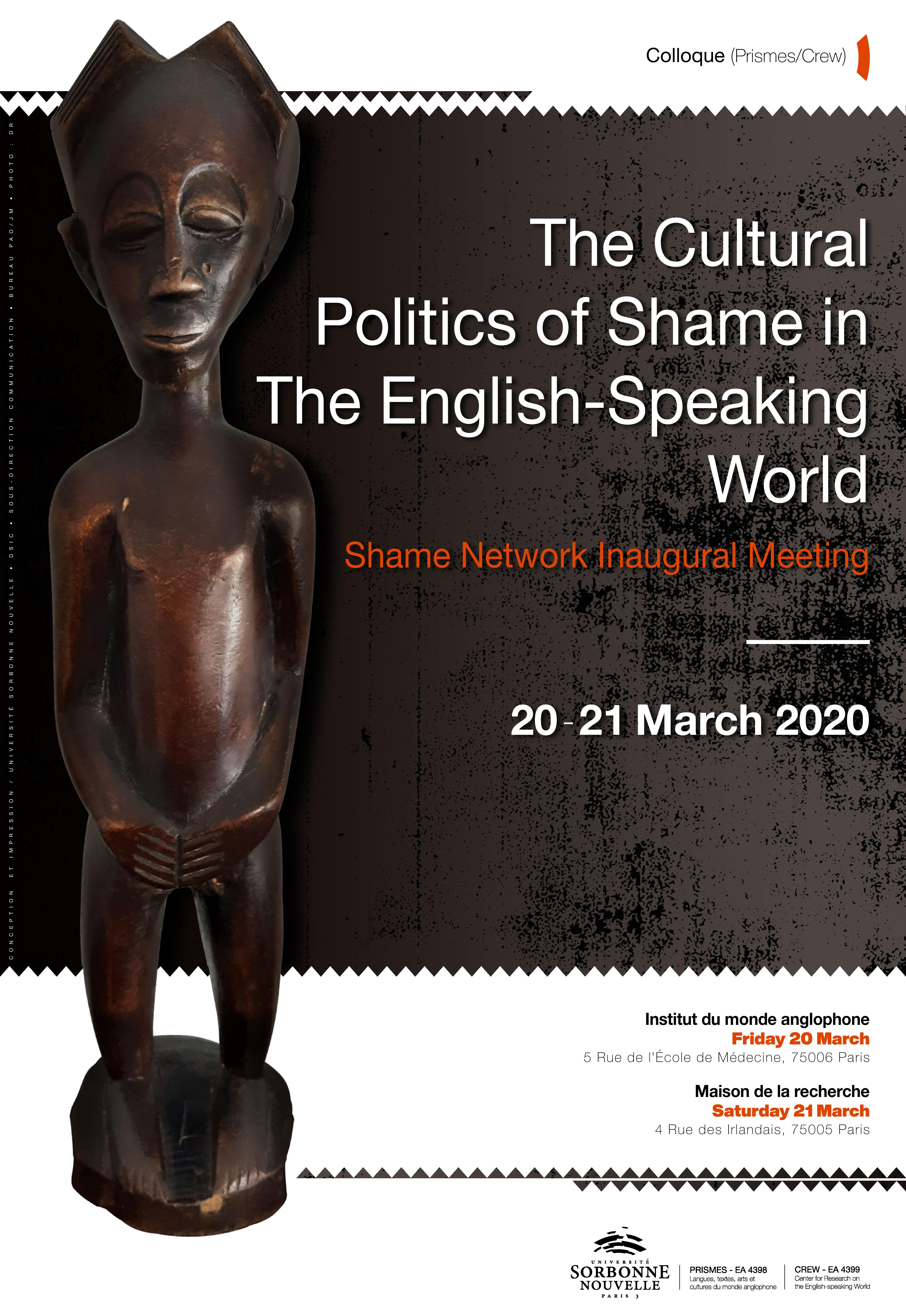 Affiche - The Cultural Politics of Shame in The English.jpg