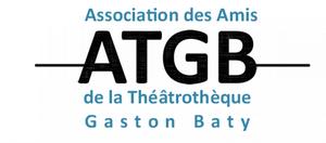 Logo Amis de la Théâtrothèque Gaston Baty