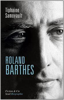 Tiphaine Samoyault : Barthes