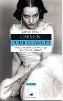 Sophie Rabau : Carmen