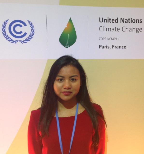 COP21 Henintsoa Raobinarison.jpg