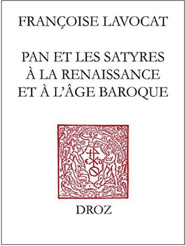 Françoise Lavocat : livre corpus distants