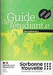 Guide étudiant international