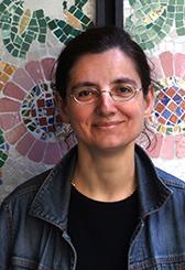 Marie-Soledad Rodrigues - portrait