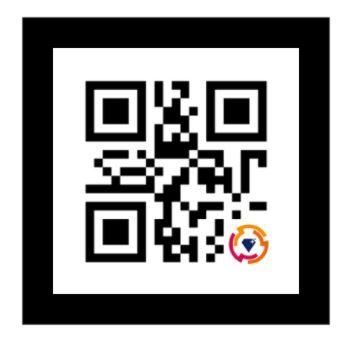 QRcode utilisé dans le cadre de l'activité d'intégration des étudiant.e.s de L1 - septembre 2020