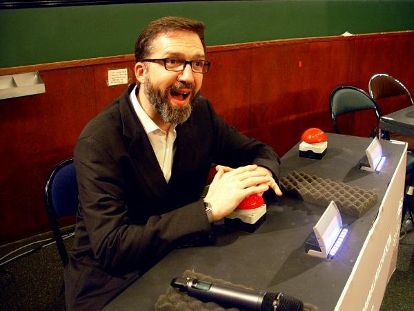D17 : Patrick Farges, animateur