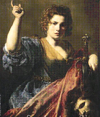 Valentin De Boulogne, Judith, 1626 1628, Toulouse
