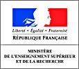 Logo MESR
