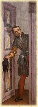 Véronèse, fresque de la Villa Barbaro