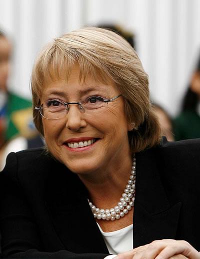 Mme Bachelet